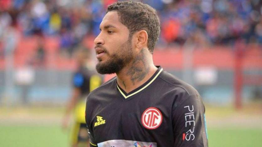 Gino Guerrero ya es nuevo delantero de Guaraní