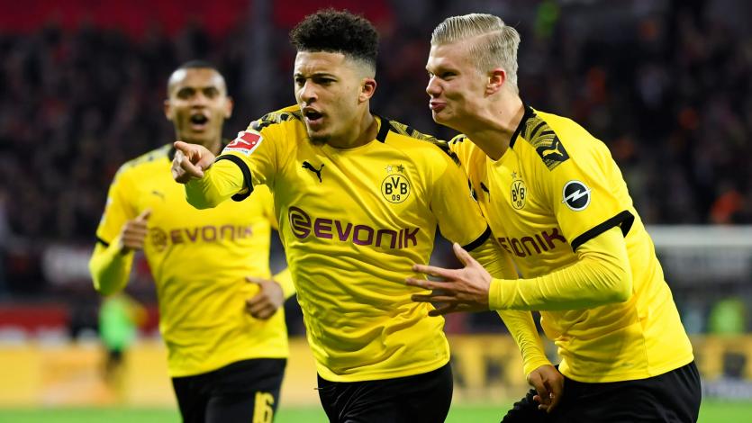 Bundesliga: Borussia Dortmund volvió a los entrenamientos