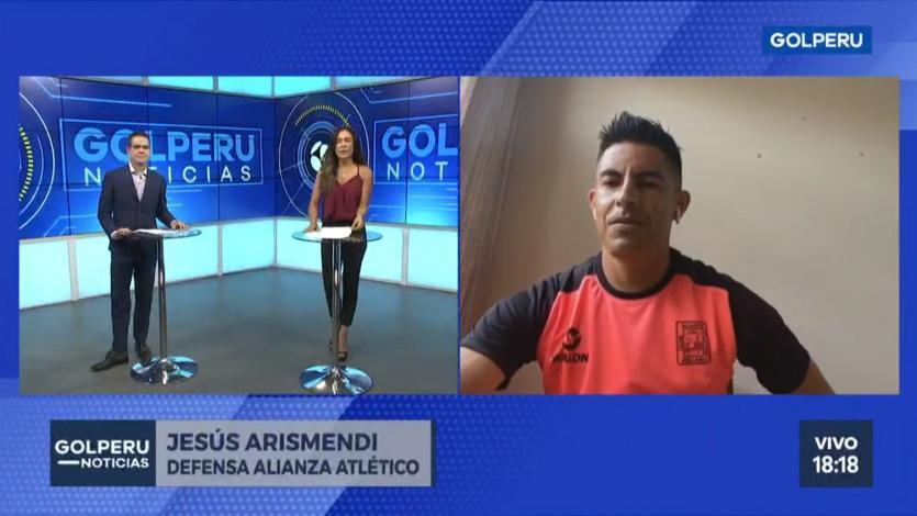 Jesús Arismendi sobre Alianza Atlético: