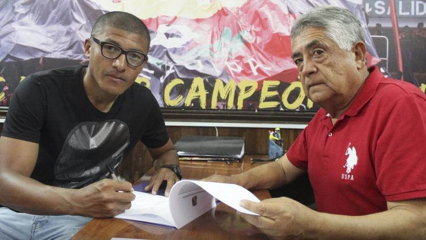 FBC Melgar: Minzúm Quina renovó por todo el 2018