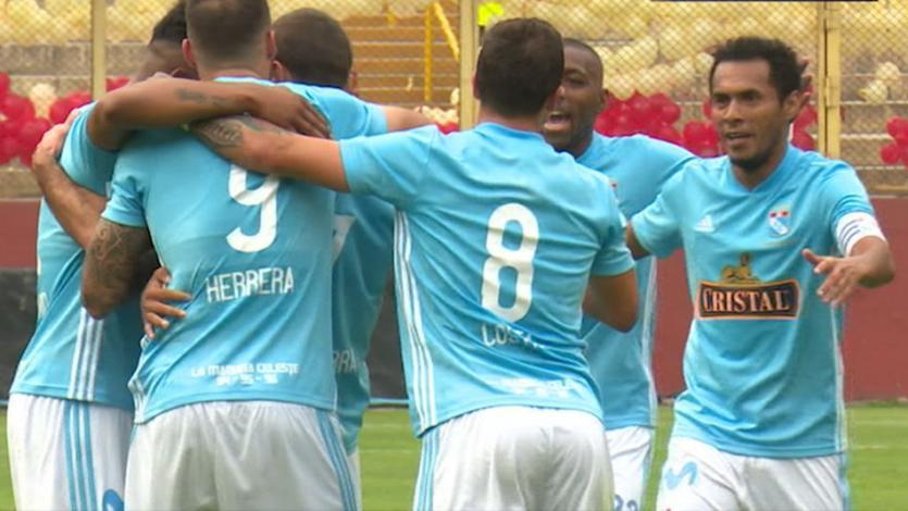 Torneo de Verano: Las cifras de Emanuel Herrera como goleador de Sporting Cristal