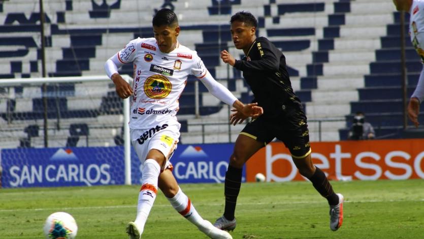 Liga1 Movistar: Ayacucho FC igualó 1-1 ante UTC en el estadio Alejandro Villanueva