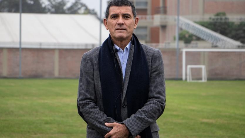 """Gustavo Zevallos: """"Cusco FC es un club grande del fútbol peruano"""