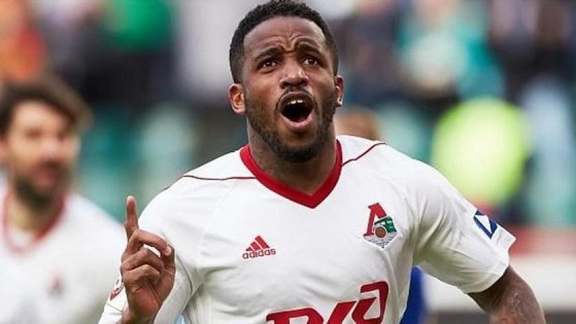 Jefferson Farfán anotó en la caída del Lokomotiv frente al Spartak Moscú