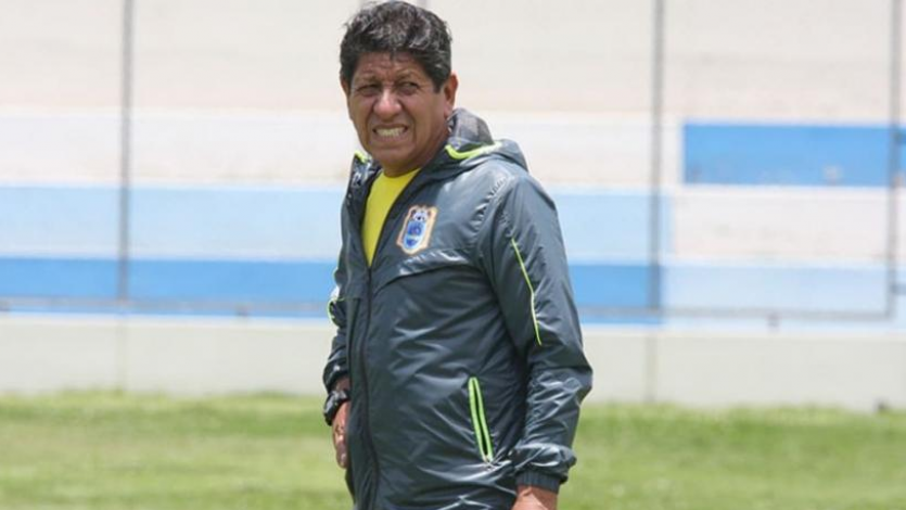 """Javier Arce: """"Debemos concretar nuestro sueño a base de esfuerzo"""""""