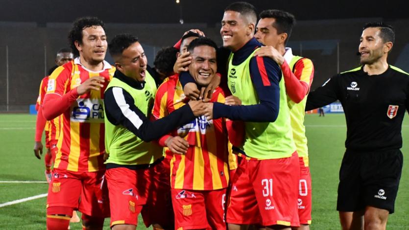 Liga1 Movistar: Atlético Grau venció por 2-1 a Sporting Cristal por la fecha 16 de la Fase 1