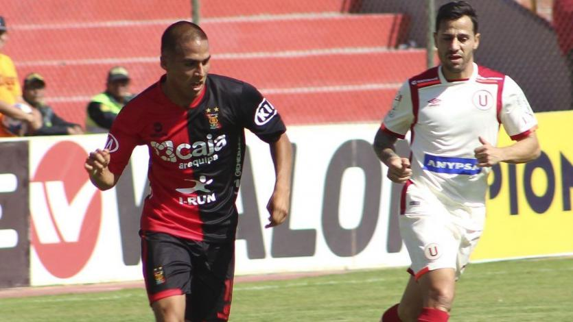 FBC Melgar: Sebastián Bravo renueva hasta el 2019