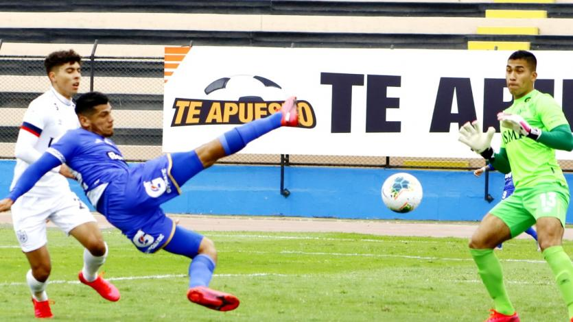 Liga1 Movistar: San Martin y Binacional empataron sin goles en el Miguel Grau