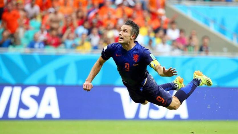 Copa del Mundo: Seis años del golazo de Robin Van Persie a España (VIDEO)