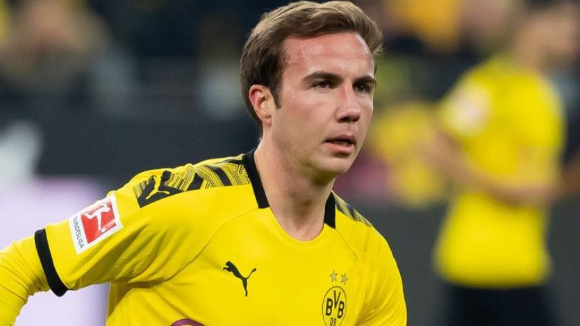 Bundesliga: Mario Gotze dejará el Borussia Dortmund al final de la temporada