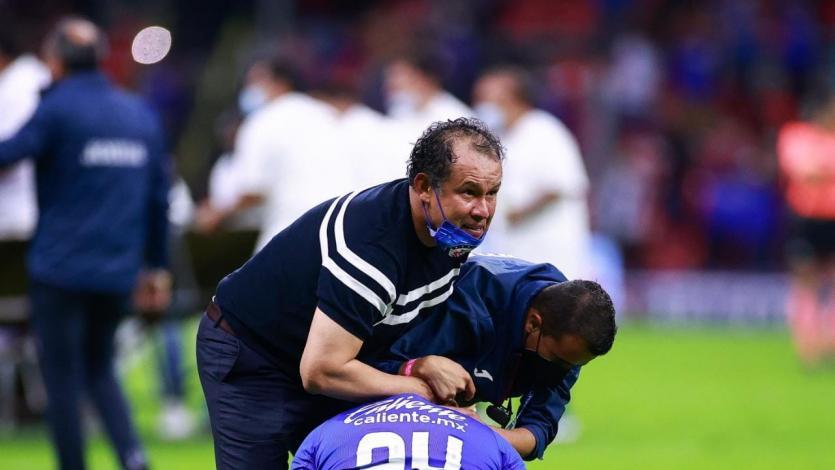 """Juan Reynoso tras campeonar con Cruz Azul: """"Yo siempre he dicho que el fútbol y la vida te colocan en el lugar que mereces"""""""