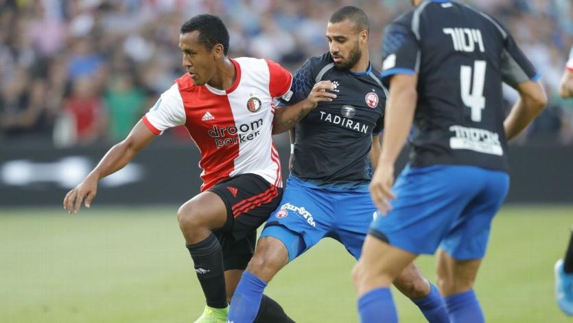 Feyenoord con Renato Tapia enfrenta esta tarde al Porto por la Europa League