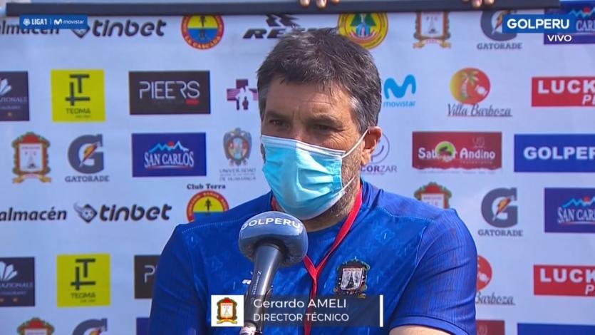 Gerardo Ameli: