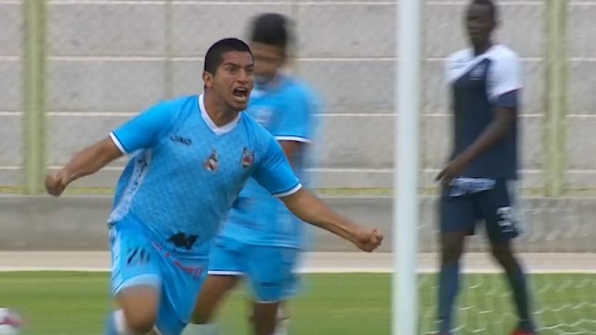 Deportivo Binacional volvió al triunfo en el Apertura ante San Martín