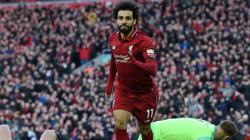 Liverpool golea al Bournemouth 3-0 y recupera la punta de la Premier League