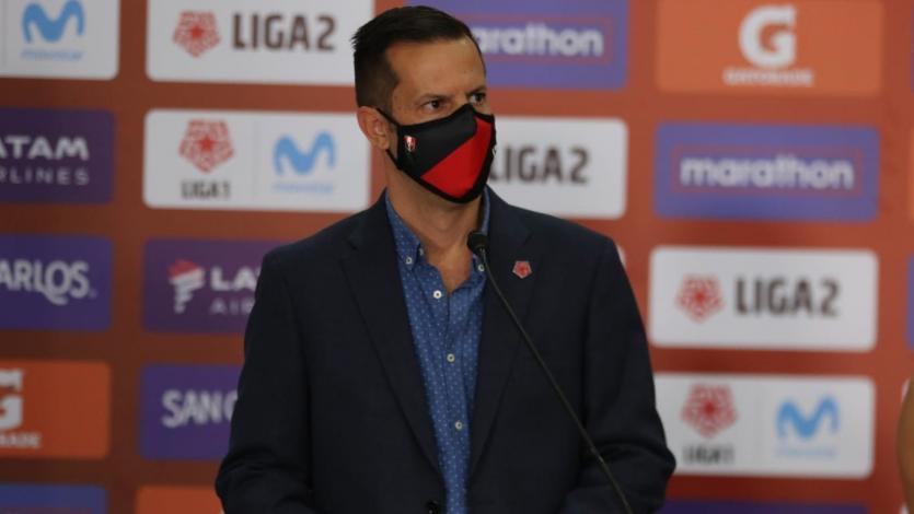 """Víctor Villavicencio: """"Estamos trabajando para que el campeonato sea descentralizado"""" (VIDEO)"""