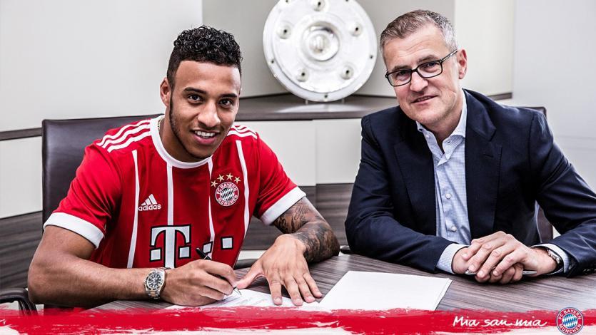FICHAJES: Corentin Tolisso ya es del Bayern Munich
