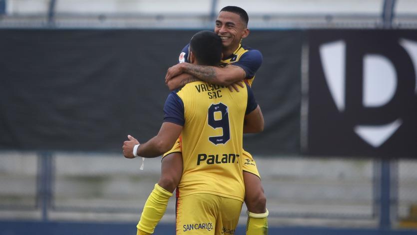 Liga2: Sport Chavelines goleó 5-1 a Comerciantes Unidos y se quedó con la Fase 1 (VIDEO)