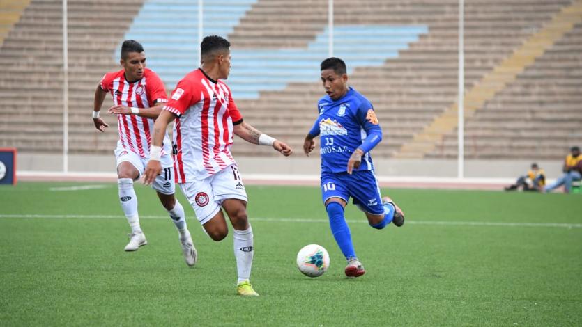 Liga2: Santos FC igualó 3-3 ante Unión Huaral por la séptima fecha (VIDEO)
