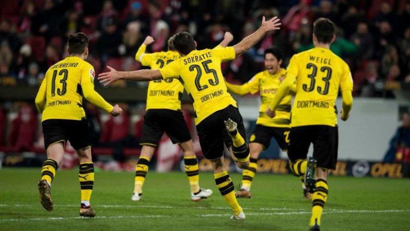 Bundesliga: Dortmund vuelve a ganar tras 2 meses y medio