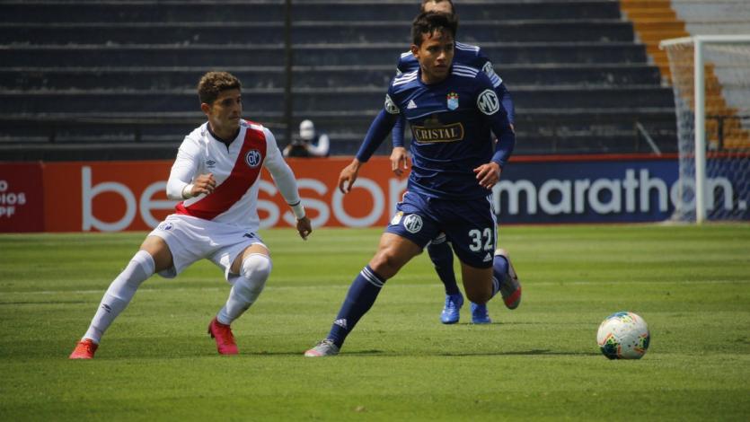 Liga1 Movistar: Deportivo Municipal igualó 1-1 ante Sporting Cristal por la fecha 17