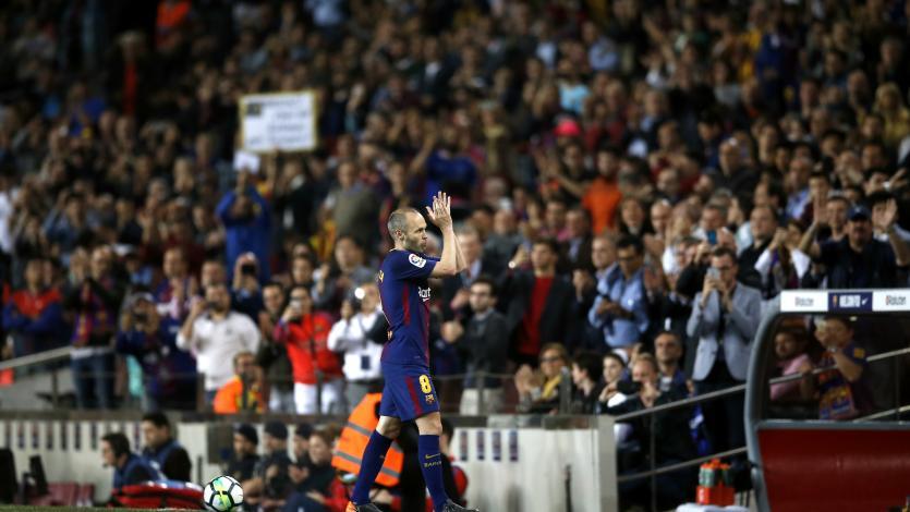 Agenda del día: Adiós de Iniesta, Fernando Torres, Copa Movistar y más