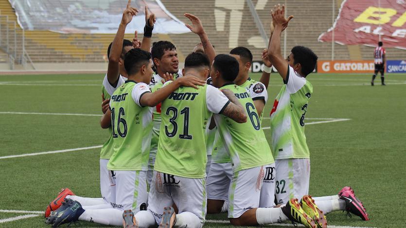Liga2: Pirata FC venció 1-0 a Unión Huaral por la fecha 9 de la Fase 2 (VIDEO)