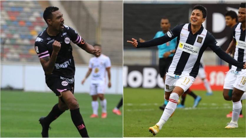 Liga1 Betsson: así alinearían Sport Boys y Alianza Lima esta tarde en el Iván Elías Moreno