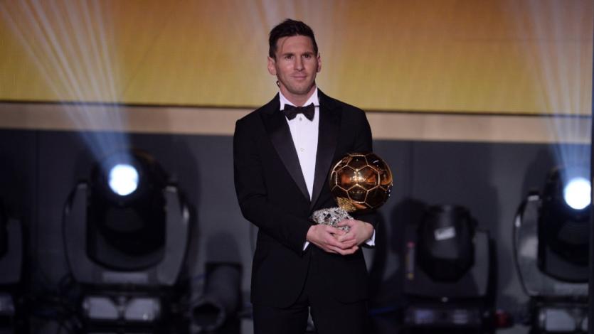 Uno más: Lionel Messi ganó su sexto Balón de Oro