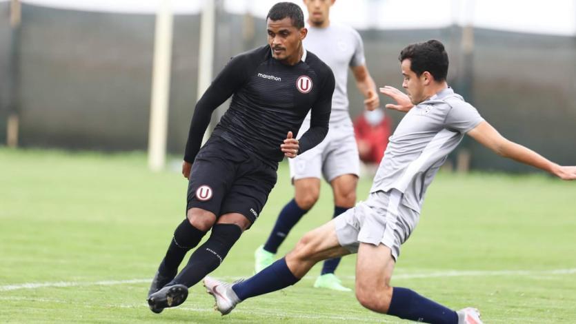 Universitario de Deportes y la Universidad San Martín empataron 0-0 en partido amistoso