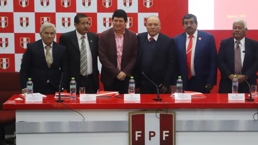FPF presentó la etapa nacional de la Copa Perú