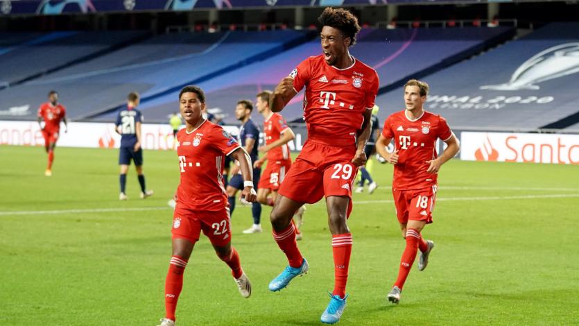 Champions League: Bayern Munich venció por 1-0 al PSG y se coronó campeón