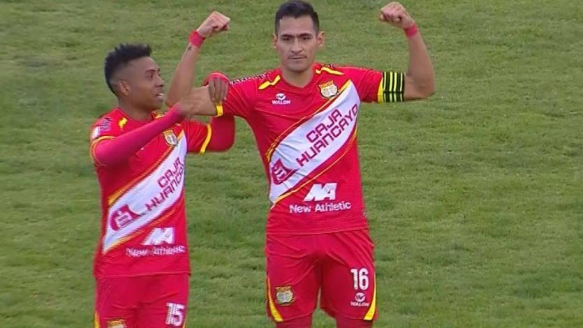 Liga1 Movistar: Sport Huancayo sigue líder del Torneo Clausura tras derrotar a UTC