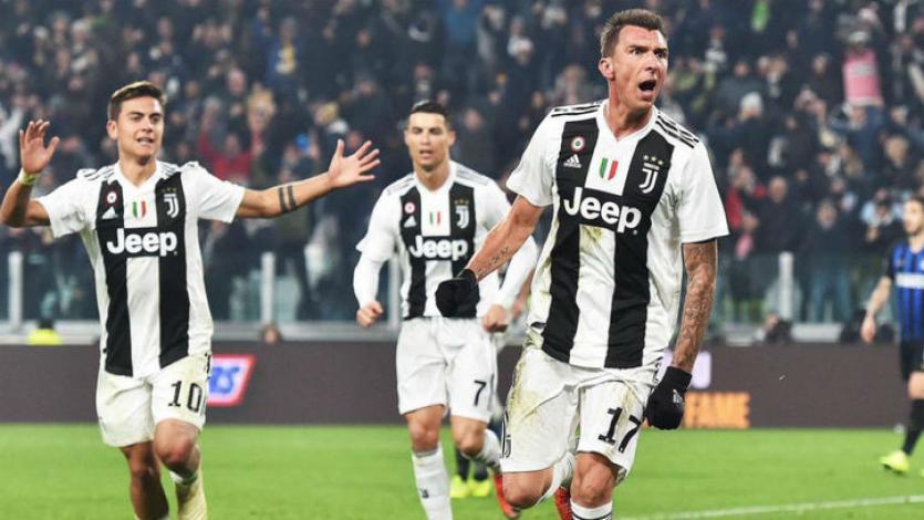 A ritmo de campeón: Juventus suma una nueva victoria ante el Inter