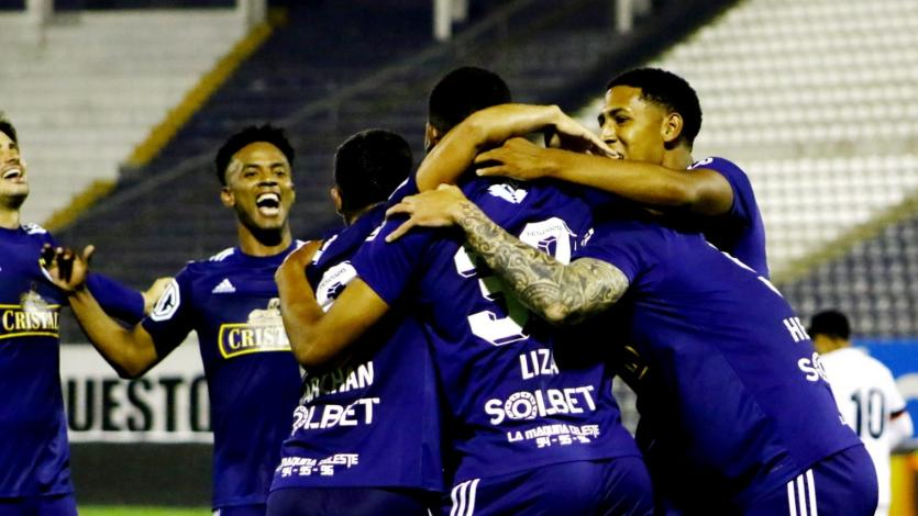 Liga1 Movistar: Sporting Cristal derrotó 2-0 a San Martín por la fecha 4 de la Fase 2