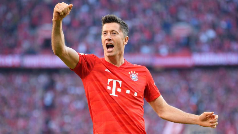 Champions League: el récord que Robert Lewandowski busca romper