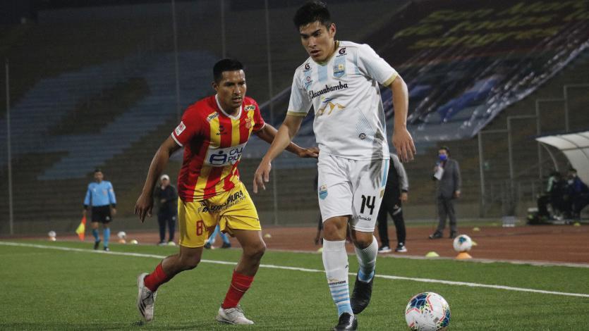 Liga2: Atlético Grau empató 0-0 ante Deportivo Llacuabamba por la fecha 8 de la Fase 2 (VIDEO)