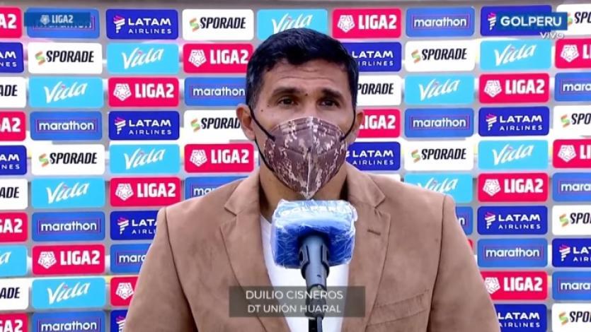 Duilio Cisneros: