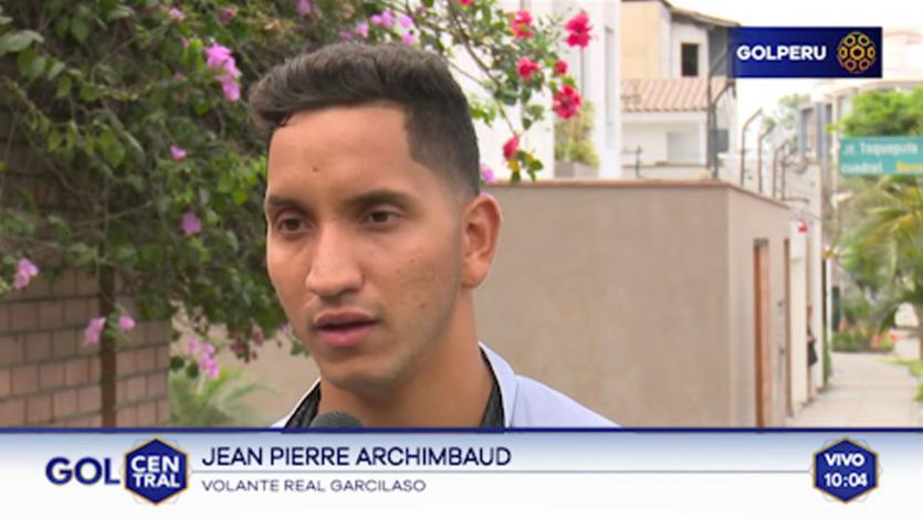 Jean Pierre Archimbaud: