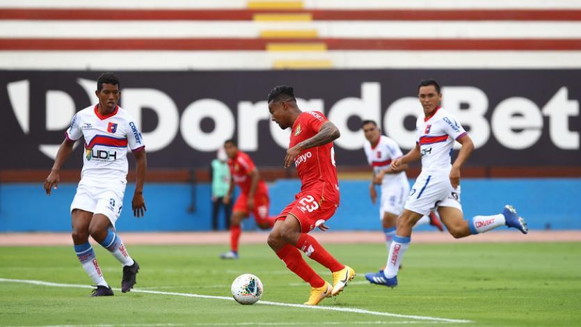 Liga1 Betsson: Sport Huancayo igualó 3-3 con Alianza Universidad en un partidazo (VIDEO)