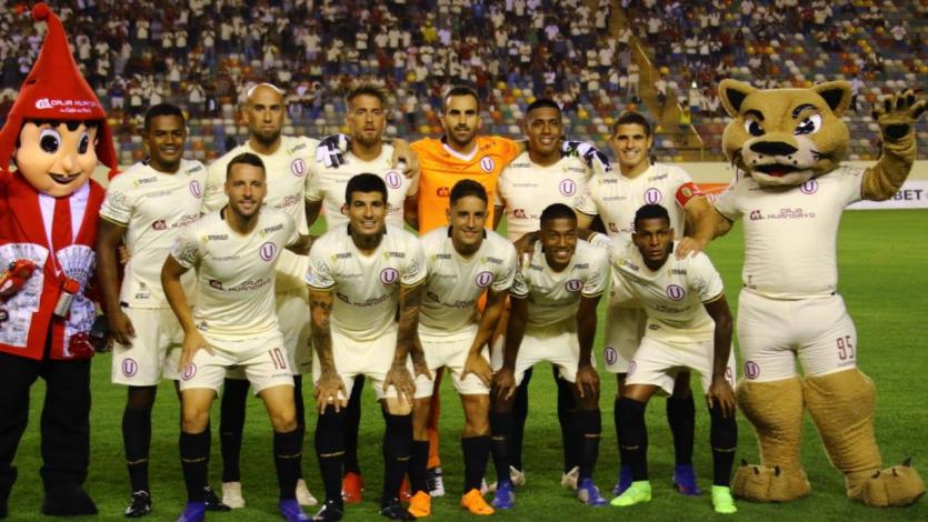 Universitario, el equipo con mayor posesión del balón en la Liga1 Movistar