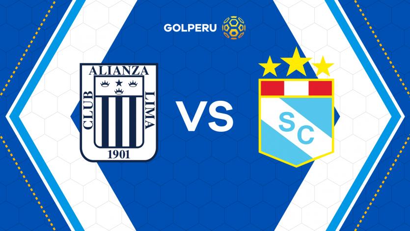 Alianza Lima y Sporting Cristal se miden por la primera final del Descentralizado