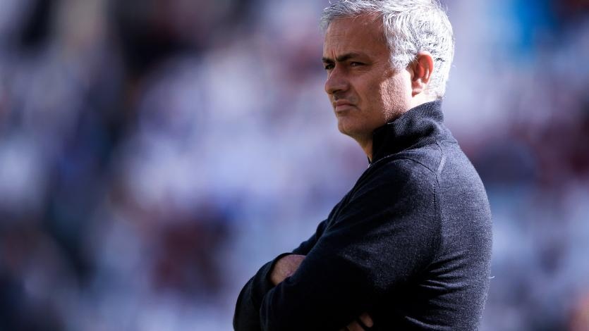 Mourinho descarta volver al Benfica