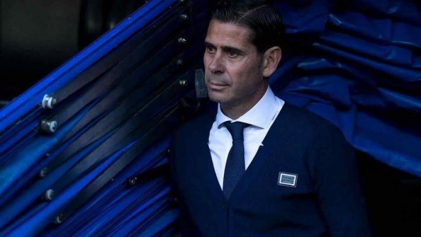 Fernando Hierro será técnico de España durante el Mundial