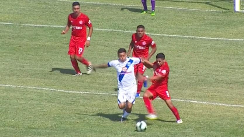 Liga2: Juan Aurich y Alianza Atlético no se sacaron diferencias en Lambayeque