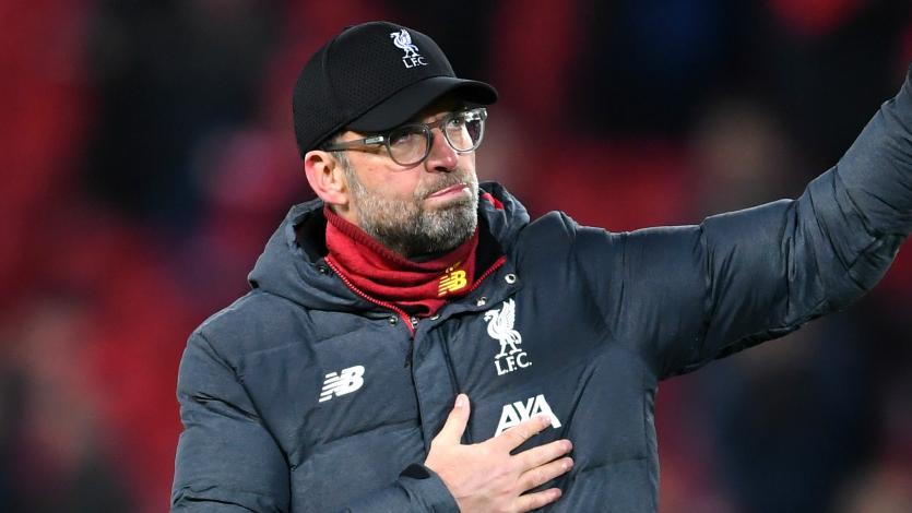 Premier League: Jürgen Klopp gana el premio al mejor entrenador