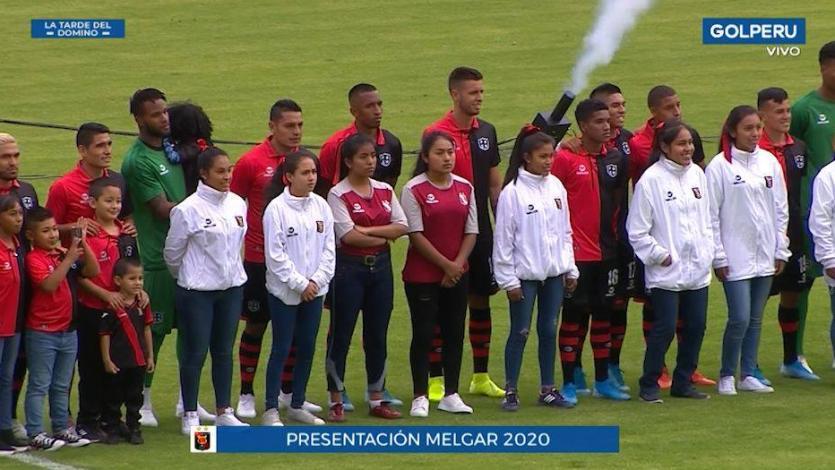 Melgar presentó a su plantel que disputará la Liga1 Movistar y la Copa Sudamericana (VIDEO)