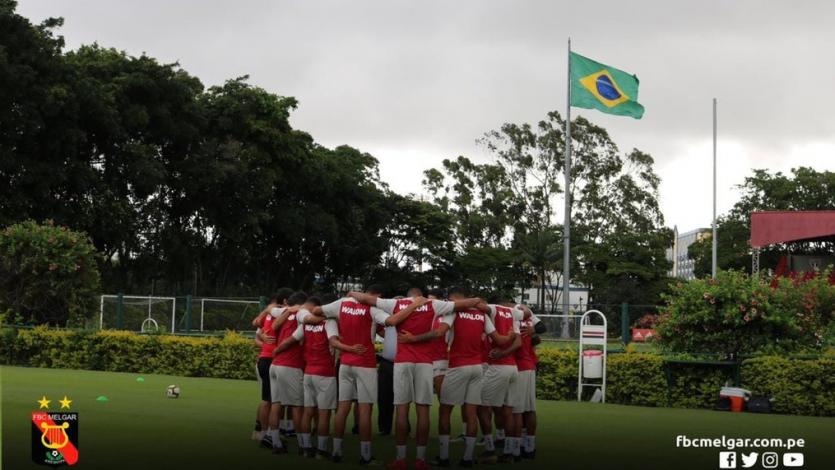 Melgar viaja a Brasil para enfrentar al Palmeiras