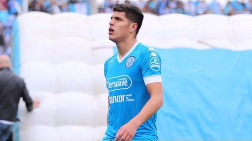 Belgrano de Hansell Riojas recibe a Patronato