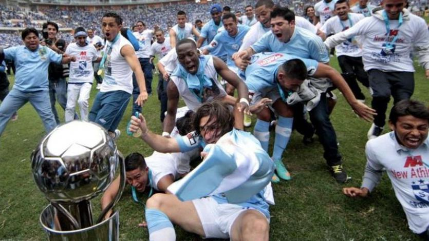 Un día como hoy, Sporting Cristal se coronaba campeón de la Copa Movistar 2012